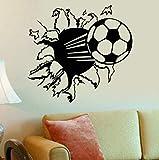 Adesivi murali da muro adesivi murali sportivi decorazione soggiorno arredamento Ebay rimovibile impermeabile