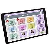 FACILOTAB Tablette L Galaxy 10,1p - - WiFi - 32Go - Android 9 (Interface simplifiée pour Seniors)