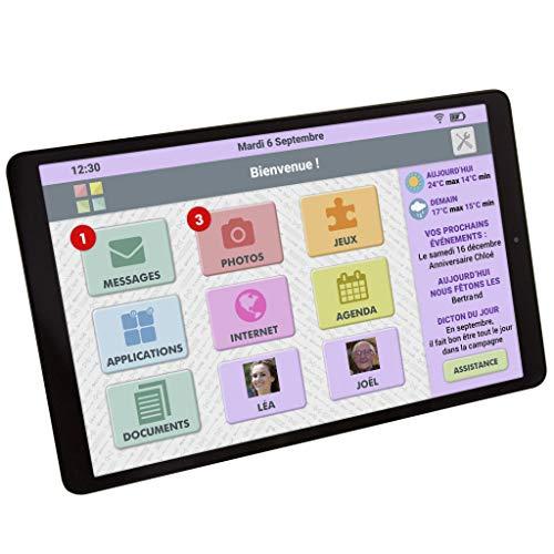 Photo de pack-tablette-facilotab-onyx-pack-l