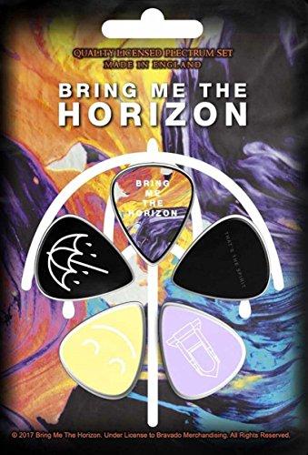 Preisvergleich Produktbild Bring Me The Horizon That's The Spirit Plektrum Pack