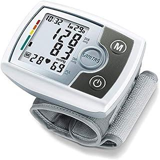 Monitor de presión arterial en la muñeca: presión arterial y pulso