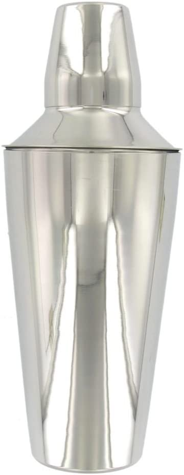 American Metalcraft 3-Piece NEW S Cocktail 2021 28 Oz Shaker