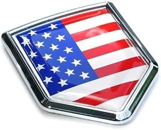 car badge 3 shields