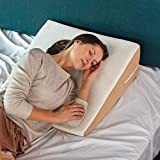 Avana Back Wedge Acid Reflux Pillow with Bamboo Cover, 20Cm - 16844415