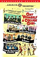 Get Yourself a College Girl [DVD] [Import]