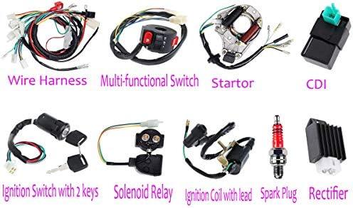 110cc chinese atv wiring harness _image0