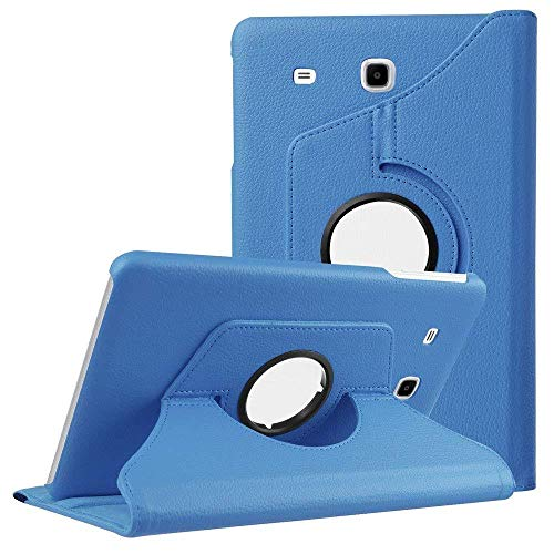 360 Support Rotation Cover for Samsung Galaxy Tab 7.0case for Samsung Galaxy Tab A6 7.0 Inch 2016 SM-T280 SM-T285 Tablet Case-Blue