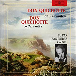 Couverture de Don Quichotte