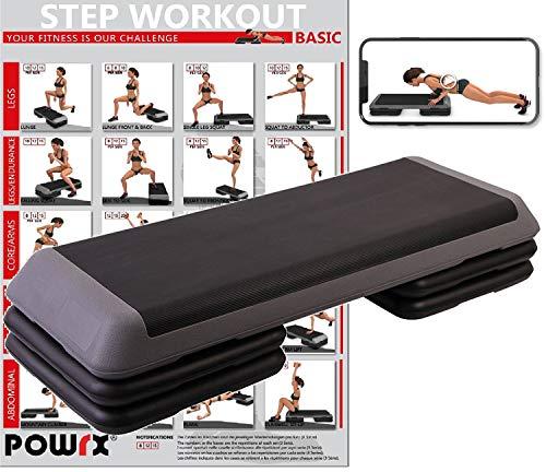 POWRX Profi XXL Fitness Set Bild