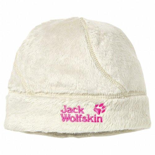 Jack Wolfskin Girls Soft Asylum Cap White Sand