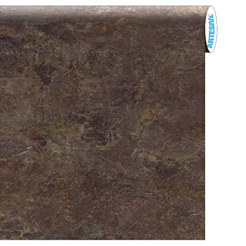 90 cm AL METRO LINEARE Artesive WD-065 Legno Bianco larg rinnovare mobili Pellicola Adesiva effetto legno per decorazione interni porte e oggetti di casa