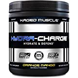 KAGED MUSCLE, HYDRA-CHARGE Premium Electrolyte Powder, Hydrate, Pre...