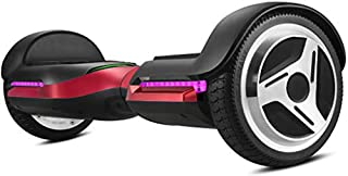Spadger G1 Premium Hoverboard Auto-Balancing Wheel with BLE Speaker & LED Lights Pro - Smart App Available