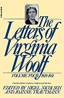 The Letters of Virginia Woolf: Vol. 4 (1929-1931) (Letters of Virginia Woolf, 1929-1931)
