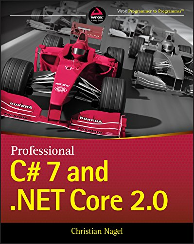 Professional C# 7 and .NET Core 2.0 (English Edition)