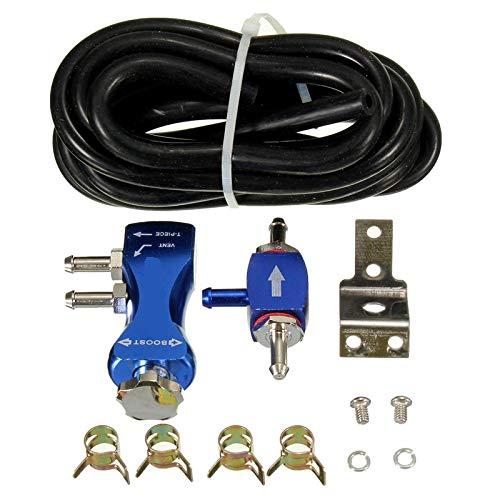 BianchiPamela Adjustable Manual Car Turbo Boost Valve Controller Booster Kits Universal