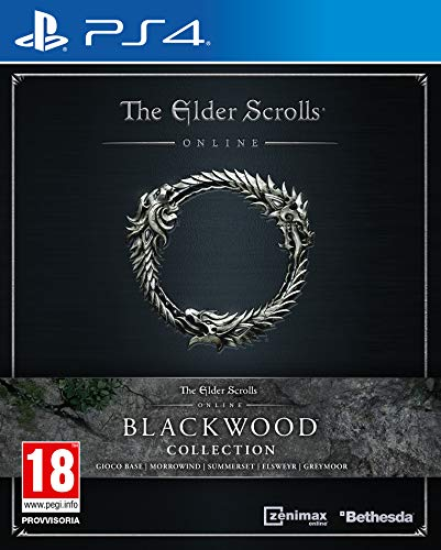 The Elder Scrolls O.Blackwood PS4 IT/ESP
