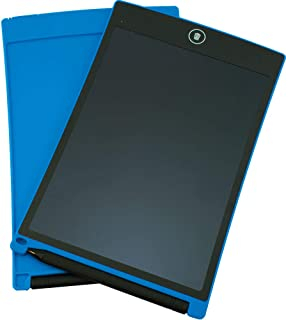 8.5 Inch Blue LCD Writing Tablets (LCD Writing Pad, Electronic Chalk Board, Magic Slate, Ewriter, E Notepad)(Available in Multiple Colors and Sizes)