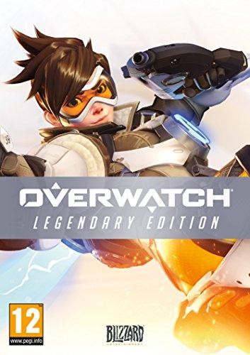Overwatch Legendary   Código Battle.net Para PC