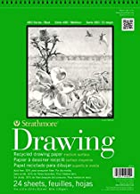 Strathmore 400 Series Recycled Drawing Pad, Medium Surface, 11