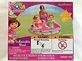 Inflatable Pool - Dora The Explorer (36' x 8') (Swimming Toys)