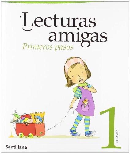 Primeros pasos, lecturas amigas, 1 Educación PriMaría - 9788429488791