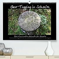 Geo-Tagging in Schwelm (Premium, hochwertiger DIN A2 Wandkalender 2022, Kunstdruck in Hochglanz): Entdecke deine Region mit GPS (Monatskalender, 14 Seiten )