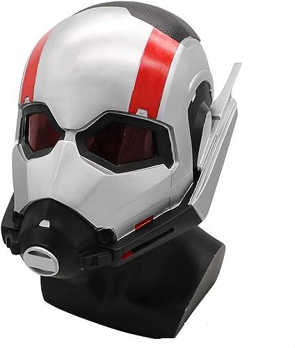 apresurado a ver Hcoser Casco de Hombre de de de Hormiga, máscara de Cabeza de PVC, máscara Creativa Diverdeida, Disfraz de vagarto para Fiesta  mejor calidad mejor precio