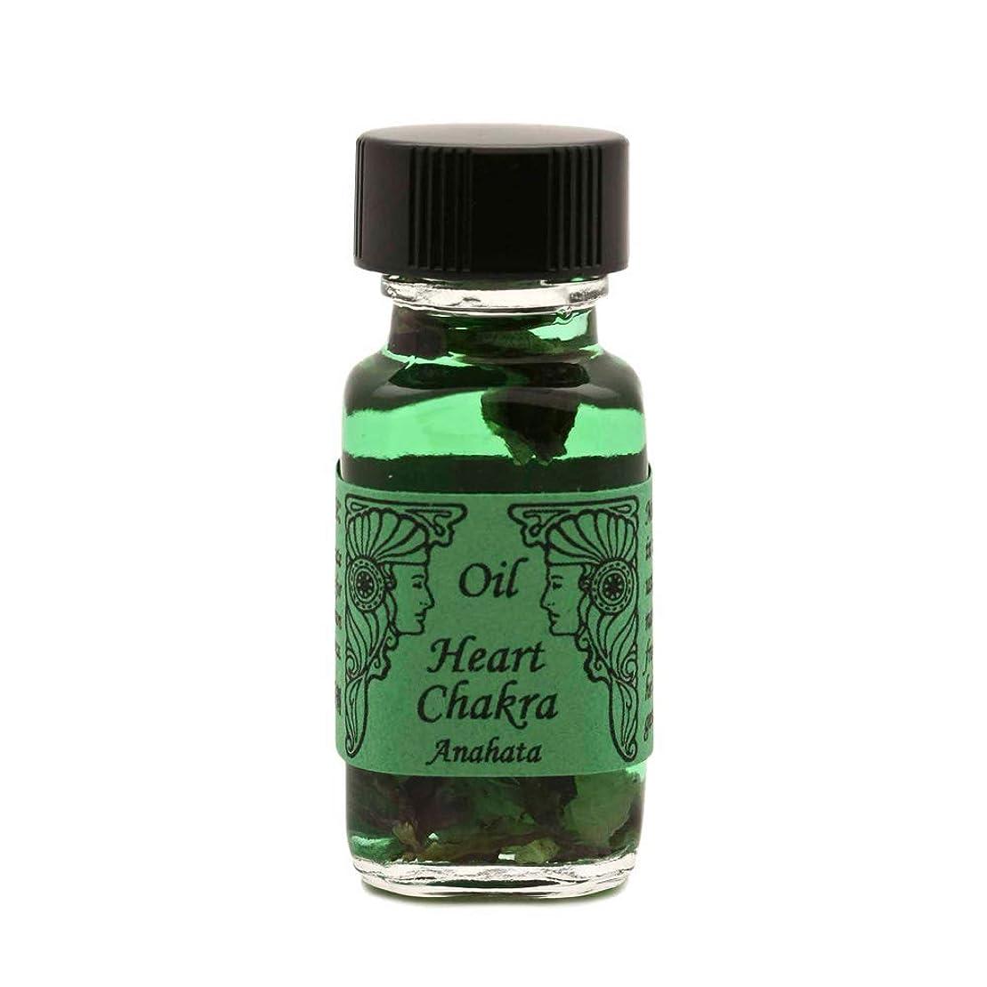 ハリウッド返済差別的SEDONA Ancient Memory Oils セドナ アンシェントメモリーオイル Heart Chakra ハート チャクラ 15ml
