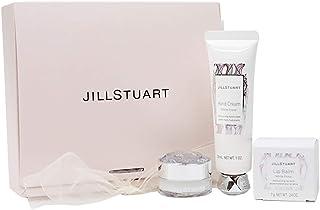 【ギフトボックス付き】 ジルスチュアート JILL STUART ホワイトフローラル ハンドクリーム30ml リップバーム7g セット ギフトボックス付き 母の日