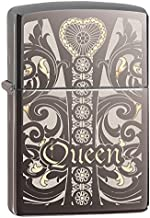 Zippo Queen Black Ice Pocket Lighter