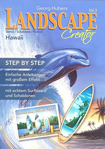 Landscape Creator: Vol. 3 Hawaii