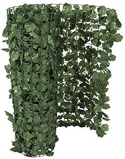 HOPPER Follaje Rollo 1m x 3m Galvia Muro Verde Plantas Artificiales
