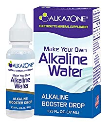 top rated Make Alkaline Dzong's Own Alkaline Water | Alkaline Booster Drops | 1 Pack – 20 Gallons | 200… 2021