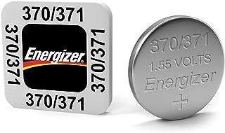 2 x Energizer 371 370 SR920W SR920SW 1.5V horloge batterijen