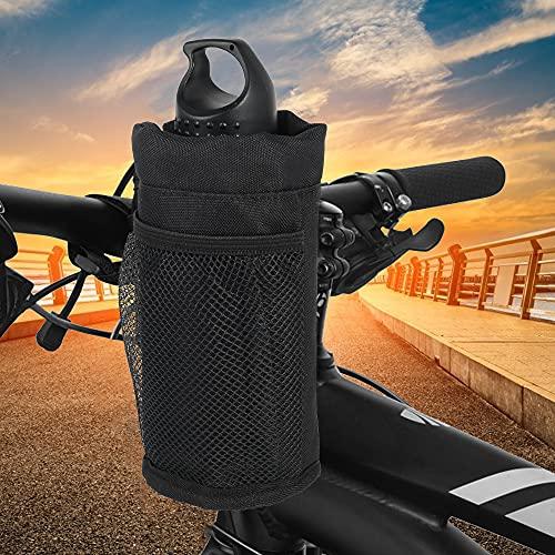 Soporte para Botella de Agua para Bicicleta, contenedor para Bebidas, Bolsa para hervidor de Agua para Bicicleta