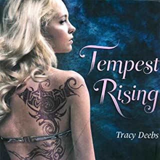 Tempest Rising audiobook cover art
