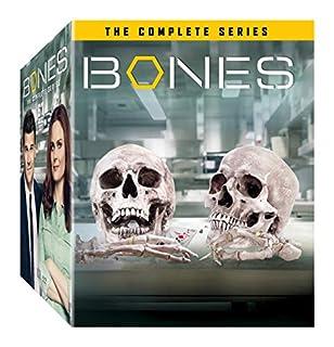 Bones: The Complete Series (B07GJLNJR7)   Amazon price tracker / tracking, Amazon price history charts, Amazon price watches, Amazon price drop alerts