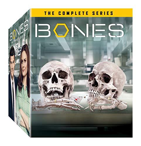 Bones: The Complete Series [67 DVDs]