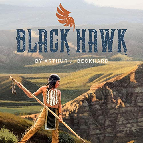Black Hawk audiobook cover art