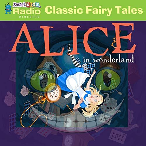 Alice in Wonderland cover art