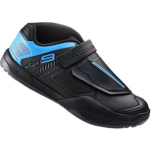 Shimano SH-AM9 - Zapatillas - negro Talla 40 2017