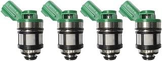 NEW! Hi-Perf 4x 16600-1S700 Fuel Injector for For NISSAN Frontier Xterra 2.4L KA24DE 96-04