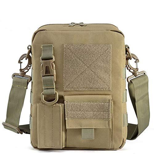 XuCesfs Wanderrucksack mit wasserdichter Abdeckung, leicht, ideal für Reisen, Trekking, Camping