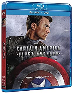 Captain America : The First Avenger [Combo Blu-Ray + DVD] (B005GYJPZ6)   Amazon price tracker / tracking, Amazon price history charts, Amazon price watches, Amazon price drop alerts
