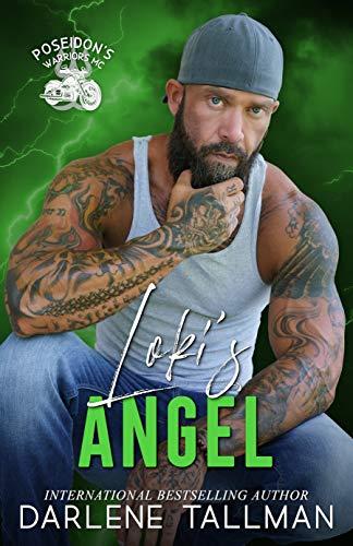 Loki's Angel: A Poseidon's Warriors MC novel - Book 3 (English Edition)