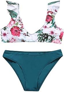 74eec1ae2ef3 Jimmackey- Bikini Estate Mutande Costume da Bagno Spingere Verso l'Alto  Costumi da Bagno