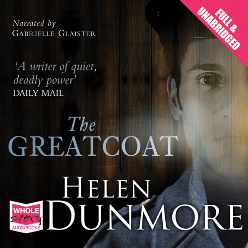 The Greatcoat audiobook cover art