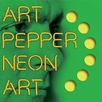 Neon Art: Volume Three