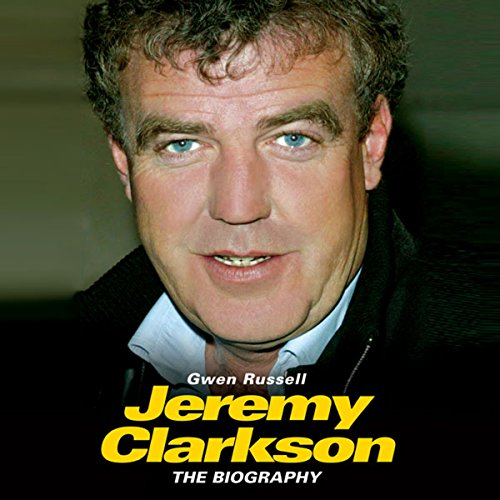 Jeremy Clarkson cover art